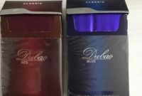 Оптовая продажа сигарет - Dubao red, blue Duty Free - фото 0