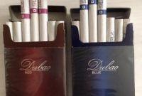 Оптовая продажа сигарет - Dubao red, blue Duty Free - фото 1
