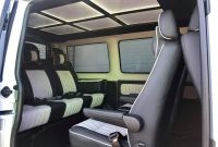 Переоборудование микроавтобуса в пассажирский, дом на колесах - фото 2