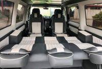 Переоборудование микроавтобуса в пассажирский, дом на колесах - фото 4