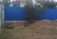 Участок в Обухове, на Дзюбовке с забором и фундаментом - фото 2