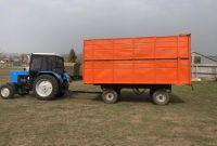 Прицеп тракторный 2ПТС- 4 самосвальный - фото 1