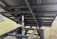 Прицеп тракторный 2ПТС- 4 самосвальный - фото 5