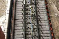 Высоковольтная батарея элементы ячейки ВВБ Toyota Lexus - фото 3