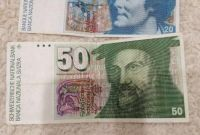 Обмен: Рупия  Шри-Ланки, старые шведские кроны, старые Швейцарские франки - фото 1
