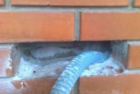 Утепление домов перлитом. Задувка пустотелых стен за 1-2 дня. Даже зимой! - фото 1