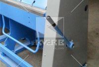 Листогибочный станок Mazanek ZGR 2000/2 - фото 2