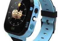 Детские умные часы GPS Smart KIDS Watch Blue - фото 0