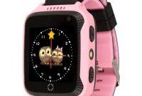 Детские умные часы GPS Smart KIDS Watch Blue - фото 1