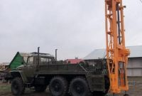 Буровая установка ЛБУ-50 на базе Урала 4320  маленькая наработка в идеальном состоянии - фото 6