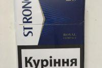 Сигареты Strong(25), Blue, Red, ROYAL compact оптом - фото 2