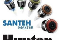 Форсунки для полива Hunter MP Rotator - фото 0