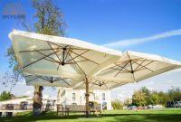 Зонты итальянской фирмы Scolaro от 3х3 до 8х8 - фото 0