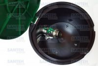 Клапанный Бокс Irritec С Краном - 34 (Гидророзетка) - фото 4