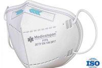 Респиратор Medicalspan FFP3 (KN95) пять слоев - фото 2