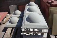 Колпак бетонный на столб - фото 0