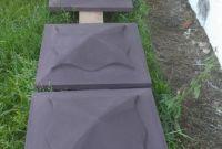 Колпак бетонный на столб - фото 1