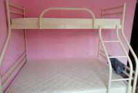 Двухъярусные металлические кровати - фото 2