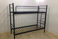Двухъярусные металлические кровати - фото 3