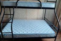 Двухъярусные металлические кровати - фото 6