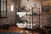Двухъярусные металлические кровати - фото 7