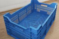 Харчові господарські пластикові ящики для м'яса молока риби ягід овочів у  Вінниці купити - фото 6