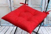Подушки на стул 40х40, табурет, подушка для дома, ресторана, в школу - фото 6