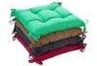 Подушки на стул 40х40, табурет, подушка для дома, ресторана, в школу - фото 2