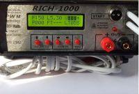 Приборы для ловли рыбы: samus 1000, samus 725 mp, samus 725 ms, RICH-1000 - фото 4