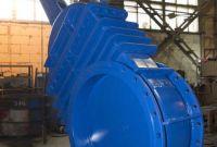 Изготовление задвижек клиновых Ду 300-2400 мм - фото 0