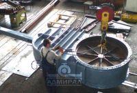 Изготовление задвижек клиновых Ду 300-2400 мм - фото 5