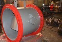 Клапаны обратные дисковые с резиновым уплотнением Ду 300-1200 мм - фото 1