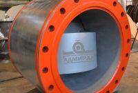 Клапаны обратные дисковые с резиновым уплотнением Ду 300-1200 мм - фото 2