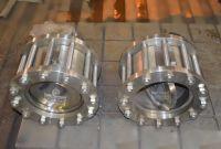 Клапаны обратные дисковые с резиновым уплотнением Ду 300-1200 мм - фото 3