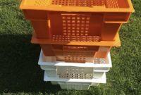 Пищевые хозяйственные пластиковые ящики для мяса молока рыбы ягод овощей в Запорожье купит - фото 4