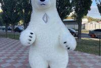 Начните продвижение с надувным костюмом белого медведя - фото 4