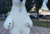 Начните продвижение с надувным костюмом белого медведя - фото 7