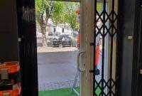 Грати розсувні від злому на двері та вікна. Виготовлення Одесса - фото 2
