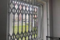 Грати розсувні від злому на двері та вікна. Виготовлення Одесса - фото 4