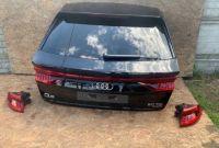 Разборка Audi Q5 8R FY, Q7 4M 4L, Q3 8U 83A, Q2, Q8 б/у запчасти - фото 5