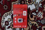 Карта пам'яті micro sd 8GB 10 Class SanDisk - фото 1