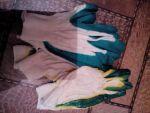 Пролом перчатки для ремонтных работ 30 пар - фото 0